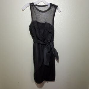 Vera Wang Black Cocktail Dress